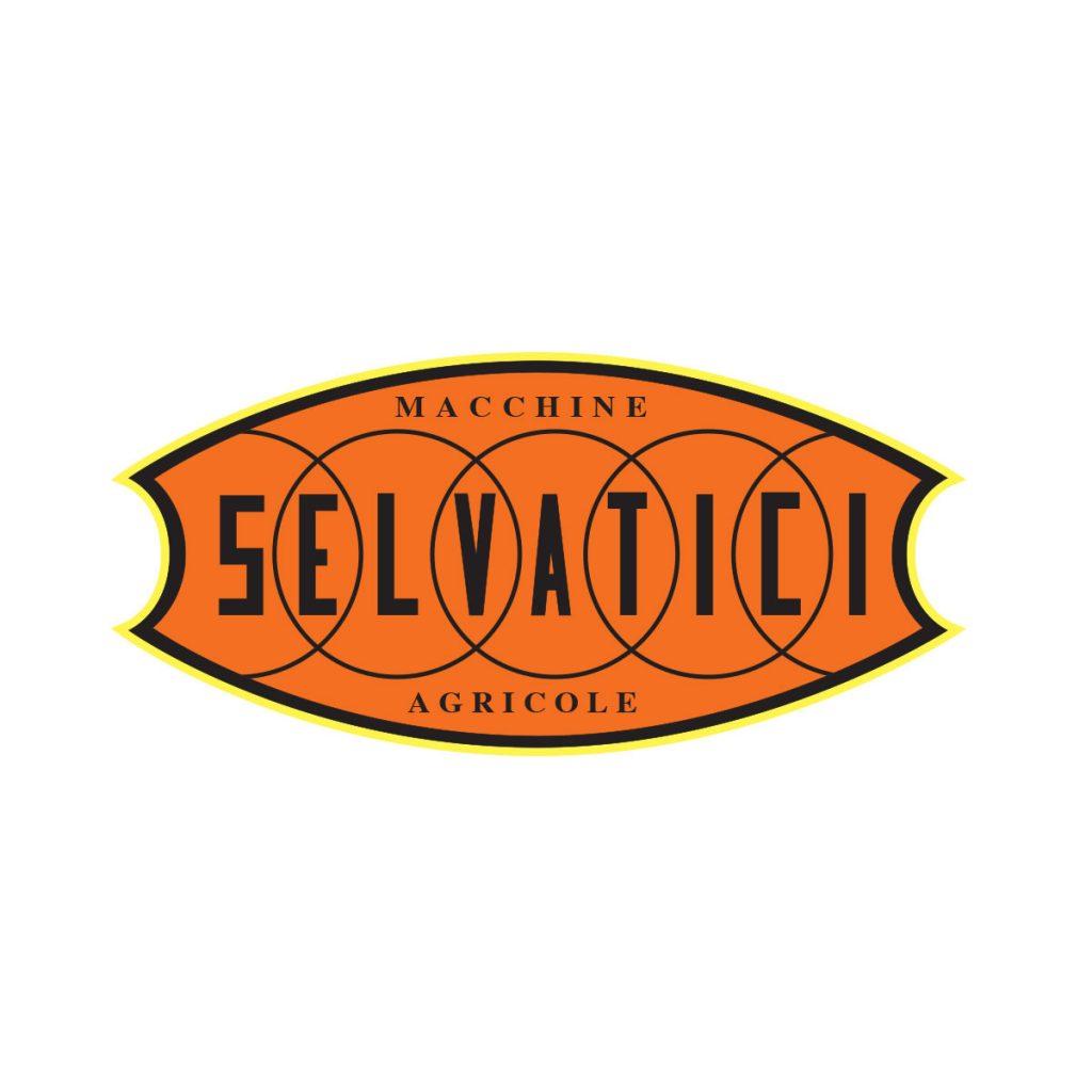 Logo Selvatici macchine agricole